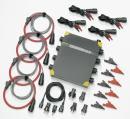 Trifazis ir greitaeigis pereinamųjų procesų, elektrinės galios, suvartotos energijos ir įtampos kokybinių (A klasės) parametrų analizatorius-registratorius, Topas
