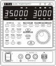 105W Vieno kanalo, trijų rėžių linijinis DC maitinimo šaltinis 35V, 0,5A; 35V, 3A ir 15V, 5A