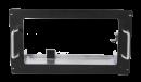 """SSA3000X spektro analizatorių montavimo į 19"""" spintą rinkinys"""