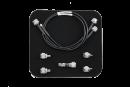 Utility Kit: N (M) -SMA (M) cable, N (M) -N (M) cable, N (M) -BNC (F) adaptor (2 pcs), N (M) -SMA (F) adaptor (2 pcs), 10 dB attenuator, SSA3000X option