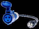 32A lizdo adapteris PAT-800, PAT-805 ir PAT-806