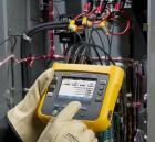 Nešiojamas elektrinės galios ir suvartotos energijos išmanusis duomenų kaupiklis (eu/us versija) su srovės matavimo jutikliais ir beviele Fluke Connect® sąsaja