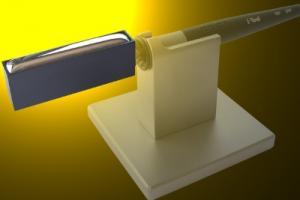 58 x 10 x 10 mm vidinių matmenų lydmetalio vonelės tipo antgalis i-SOLDER-POT, apie 40g lydmetalio