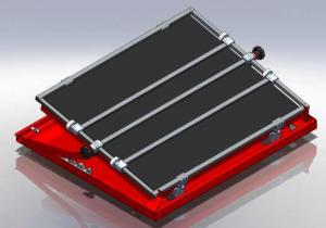 Circuit board holder for max. PCB-Size 520 x 410 mm