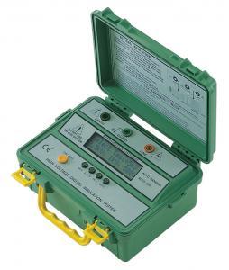 Insulation Resistance Meter 0.5kV - 1kV - 2.5kV - 5kV