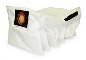 """Mechaninio apdirbimo lazeriu dūmų ištraukimo ir filtravimo """"komodos"""" AD Base C180 (L2142A) pirminis filtras-maišelis"""
