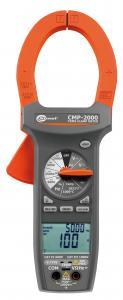 Kintamosios AC TRUE RMS iki 1500A ir nuolatinės DC iki 2000A srovės matavimo replės CMP-2000