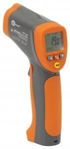 -32…380°C IR spindulių ir kontaktinis termometras DIT-130 su 13:1 optine skyra ir K tipo termopora