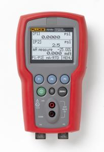 Slėgio nuo -0.97 iki 1.1 bar ir nuo 0 iki 103.4 bar matuoklių kalibratorius su dviem jutikliais, pritaikytas darbui sprogioje aplinkoje