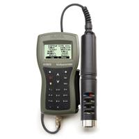 Multiparametrinis matuoklis (tik prietaisas, krovimo adapteris ir naudotojo instrukcija)