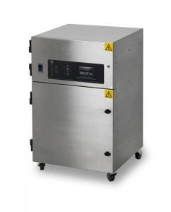 380m³/h visapusiška, daugiafunkcinė didelės apimties litavimo bei mechaninio apdirbimo lazeriu dūmų ištraukimo ir filtravimo sistema AD Oracle SA iQ SS