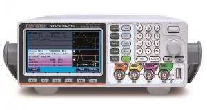 60MHz, 200MSa/s, 14bit, 16ktšk. laisvos formos ir funkcinių signalų generatorius su moduliacijomis ir 320MHz RD signalų generatoriumi