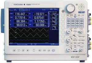 Galios analizatorius 1...4 kanalų, DC  iki 20 MHz, 12bit, 100MS/sec, tikslumo klasė 0,1%