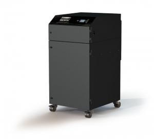 850m³/h dulkių, dalelių bei dūmų ištraukimo ir filtravimo sistema DustPRO 1000 iQ skirta pramoniniams procesams (tokiems kaip gręžimas, pjovimas, mechaninis graviravimas ir šlifavimas)