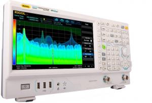 Real-time Spectrum Analyzer 9kHz-4.5GHz, SSB-102dBc/Hz, RBW 10Hz with tracking generator