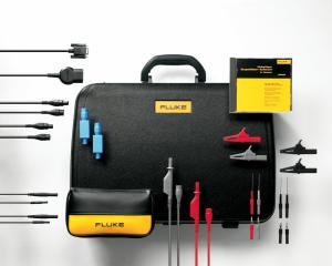 FlukeView Programinė įranga + USB kabelis + lagaminas + automobilinių matavimo priedų rinkinys (190 Serijai)