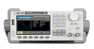 2-jų kanalų 160MHz, 500MSa/s, 14bit, 1-as kanalas 16ktšk., 2-as kanalas 512ktšk. išėjimo amplitudė 2mV ~ 20Vpp (prie aukšto impedanso) laisvos formos ir funkcinių signalų generatorius su AM, DSB-AM, FM, PM, ASK, FSK, PWM, Sweep, Burst moduliacijomis ir da