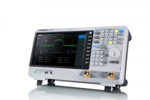 "9KHz-2.1GHz RD spektro analizatorius + TG nemokamai, Fazinis triukšmas<-98dBc/Hz, RBW 1Hz-1MHz, Min. DANL -161dBm/Hz, Bendras amplitudės tikslumas<0.7dB, 10.1"" WVGA(1024x600)ekranas"