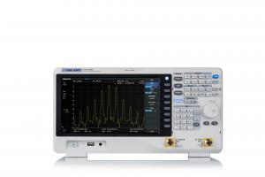 9 KHz - 1.5 GHz, Phase Noise < -99 dBc/Hz, RBW 1 Hz - 1 MHz, Min. DANL -156 dBm/Hz, Total Amplitude Accuracy<1.2 dB, Support TG, Vector Network Analyzer, Distance to Fault ,Advanced Measurement, EMI Pre-test Function (Optional); 10.1 lnch WVGA(1024 x 600)