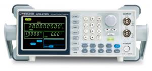 12MHz, 20MSa/s, 10bit, 4ktšk. laisvos formos ir funkcinių signalų generatorius su AM/FM/FSK moduliacijomis, tolydžiu dažnio keitikliu (SWEEP) ir dažnomačiu