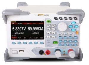 1,3V - 150V, 60 A, 350 W precizinė programuojama elektroninė apkrova su LAN sąsaja ir spalviniu ekranu