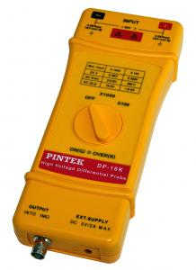 75MHz, 16kVp-p Very High Voltage and Very High Frequency differential probe