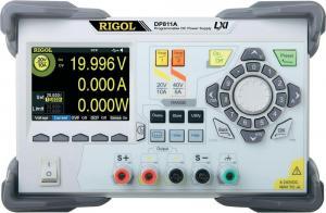 200W vieno kanalo dviejų rėžių 20V/10A, 40V/5A precizinis DC maitinimo šaltinis su USB, LAN, RS232 ir skaitmenine IO sąsajomis