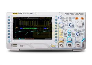 300 MHz, 2-jų kanalų, 2 GS/s  skaitmeninis osciloskopas