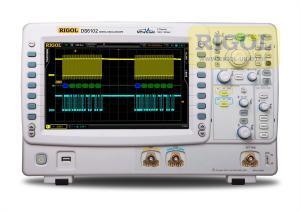 1 GHz, 2-jų kanalų, 5GS/s skaitmeninis osciloskopas