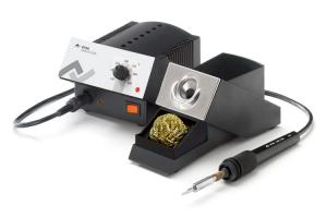 ANALOG 60 A antistatic electronically temperature-controlled soldering station, 60 W with soldering iron Ergo tool