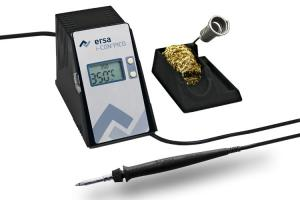 i-CON PICO electronically temperature-controlled soldering station with i-Tool PICO soldering iron