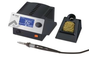 i-CON1 electronically temperature-controlled soldering station, antistatic with i-Tool soldering iron