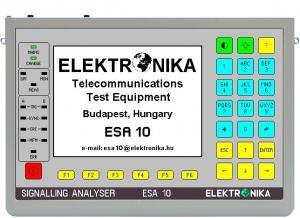 Pirminės PRI sąsajos signalizavimo analizatorius