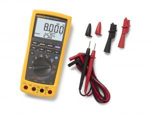 3,4 skaitmens multimetras - uždarųjų sistemų 4-20mA srovės matuoklių kalibratorius ProcessMeter™