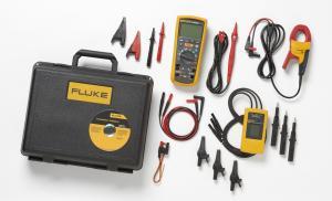 3,6 skaitmens multimetras su beviele Fluke Connect® sąsaja ir izoliacijos varžos prie 1kV įtampos matavimo funkcija - pažangus variklio ir pavarų trikčių šalinimo rinkinys