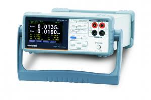Skaitmeninis galios matuoklis 1 kanalas, DC, 45 Hz...6 kHz, 96 kS/sec, tikslumo klasė 0,1% su RS-232C, USB, LAN ir GPIB sąsajomis