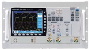 """GSP-930 arba GSP-9300 serijos spektro analizatoriaus montavimo į 19"""" spintą rinkinys"""