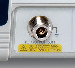 100 kHz - 3 GHz skenuojantis generatorius spektro analizatoriui GSP-9300