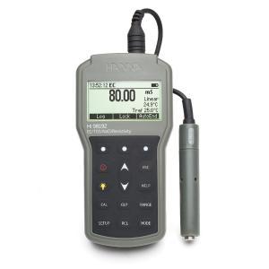 Multiparametrinis EC, TDS, varžos, druskingumo, Temperatūros matuoklis