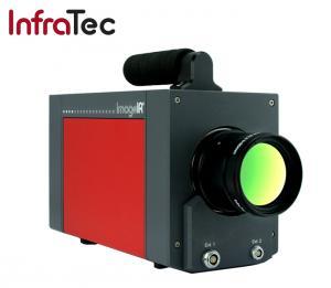 1280x1024 tšk., 390Hz greitaeigis termovizorius ImageIR ® 9300