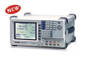 5MHz precizinis LCR matuoklis (nuo 20Hz), bazinis tikslumas 0,1% su RS-232C ir GPIB sąsajomis