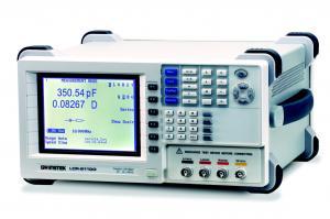 10MHz precizinis LCR matuoklis (nuo 20Hz), bazinis tikslumas 0,1% su RS-232C ir GPIB sąsajomis