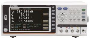 20MHz precizinis LCR matuoklis (DC, 10Hz - 20MHz), bazinis tikslumas 0,08% su USB, GPIB, LAN, RS-232 ir rūšiavimo sąsajomis