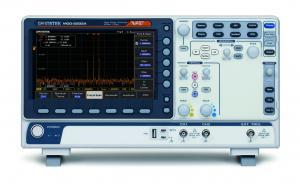 200MHz, 2-jų kanalų, 2GS/s skaitmeninis osciloskopas ir 1GHz RD spektro analizatorius