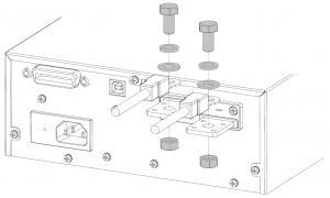 Pagrindinių priedų rinkinys srovės matavimo šuntams PCS-1000 ir PCS-1000I