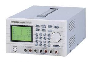 Trijų kanalų 96W programuojamas DC maitinimo šaltinis 32V, 1A x 3 su RS-232C sąsaja