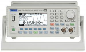 2-jų kanalų, 50MHz, 125MS/s, 14bit, 128ktšk. laisvos formos ir funkcinių signalų bei impulsų generatorius su USB ir LXI sąsajomis