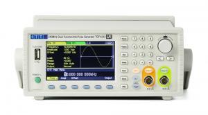 2-jų kanalų, 160MHz, 800MS/s, 16bit, 8ktšk. laisvos formos ir funkcinių signalų bei impulsų generatorius su USB ir LXI sąsajomis