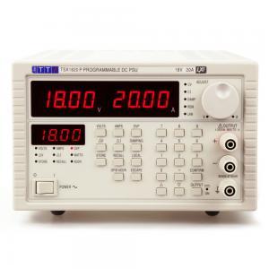 360W Vieno kanalo DC maitinimo šaltinis 18V, 20A su USB/RS232/LAN(LXI) sąsajomis