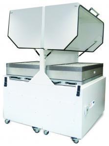 4000m³/h didelės apimties litavimo krosnių, litavimo banga bei lakavimo sistemų dūmų ištraukimo ir filtravimo sistema V4000